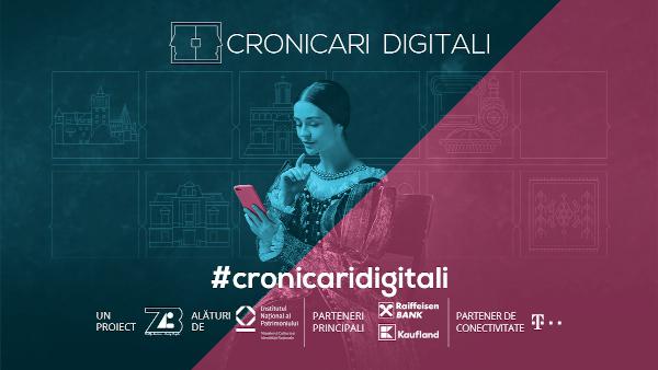 Zaga Brand anunță startul sezonului II din podcastul Cronicari Digitali
