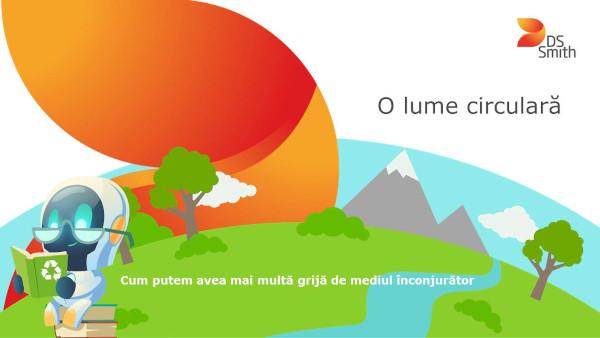 DS Smith - Educatie ecologica
