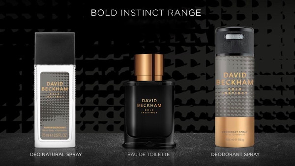 David Beckham - Bold Instinct