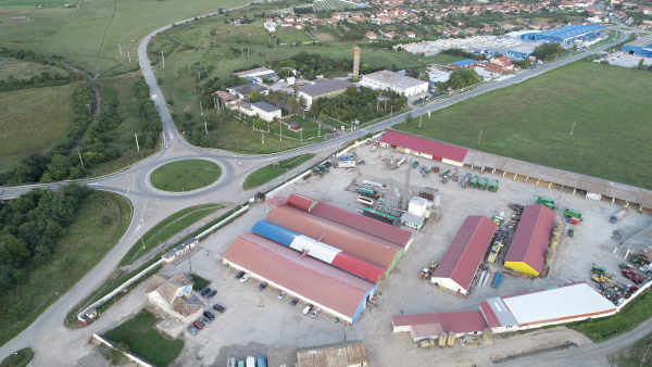 TC Capital achiziționează o fermă de 6.550 de hectare în județul Timiș, printr-o tranzacție de 23,5 milioane de euro
