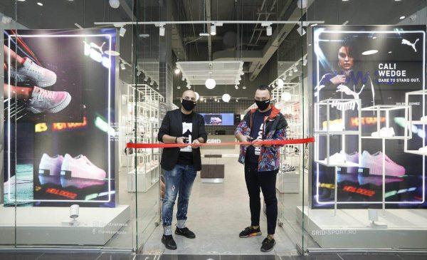 GRID deschide un nou magazin în Shopping City Râmnicu Vâlcea