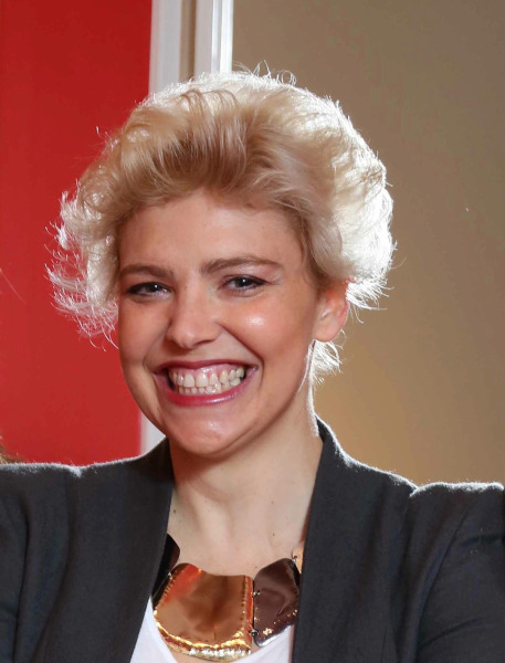 Jeannette Liendo, Senior Vicepresident Integrated Marketing and Communications în cadrul Mastercard Europe