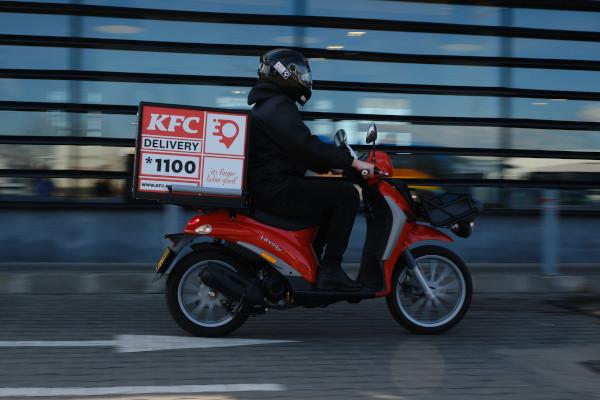 KFC Delivery 1