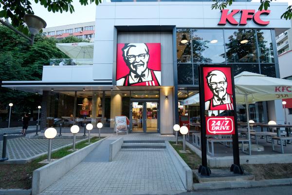 KFC Delivery 3