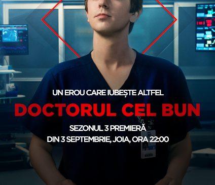 Sezoane noi din Doctorul cel bun (The Good Doctor) și Absența (Absentia), de astăzi, la AXN