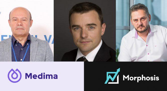 Morphosis Capital încheie un parteneriat strategic cu Profesor Dr. Gheorghe Iana și Vlad Ardeleanu pentru a dezvolta un nou jucător în imagistică medicală, Medima Health