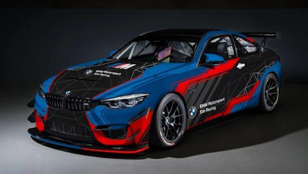O adevărată capodoperă: a fost ales câştigătorul concursului de design BMW M4 GT4