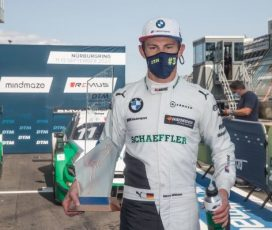 Marco Wittmann obţine un podium pentru BMW la Nürburgring