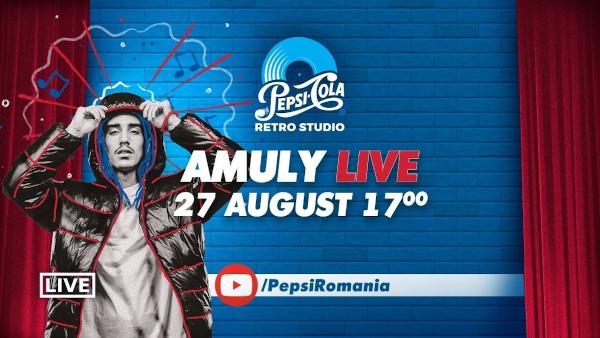 Pepsi – Retro Studio este Lucrarea Lunii August în Top 3 ADC