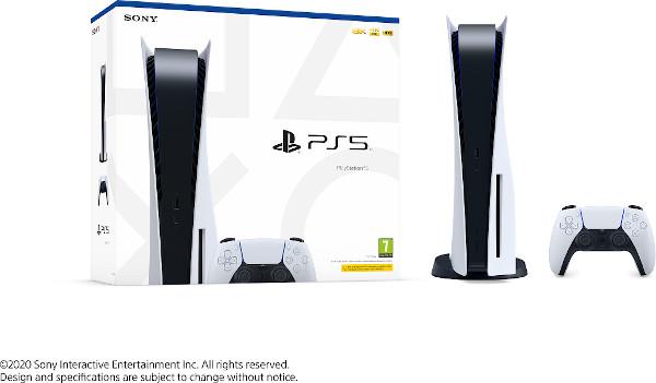 Consola PlayStation 5 va fi disponibilă în România din 19 noiembrie