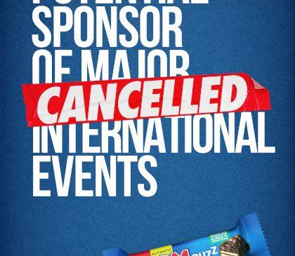 Ciocolata ROM vrea sa sponsorizeze evenimentele anulate ale anului 2020