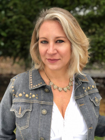 Rachel Snyder. Photo credit Don Rutledge