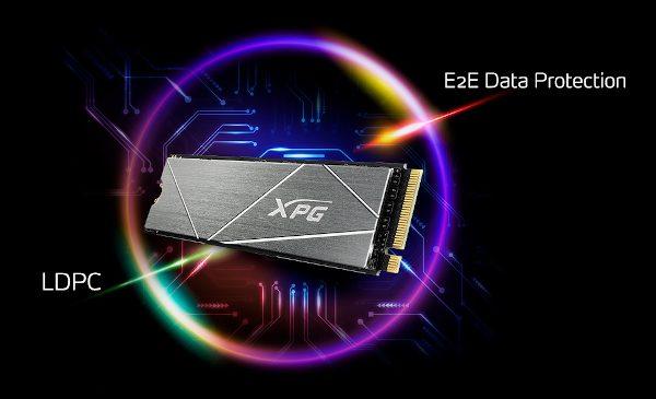 ADATA lansează SSD-ul PCIe Gen4x4 M.2 2280 XPG GAMMIX S50 Lite
