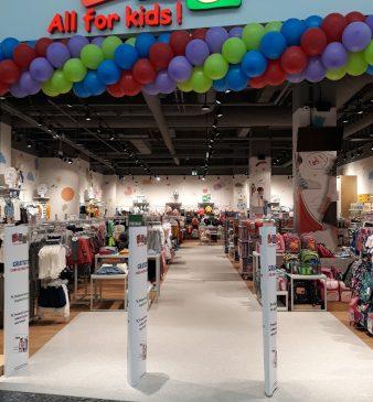 SMYK All for Kids România extinde rețeaua de magazine, cu o nouă deschidere – în Brăila Mall