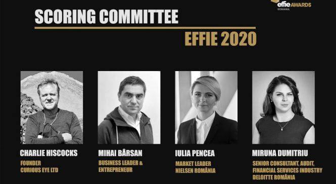 Charlie Hiscocks – Founder Curious Eye Ltd este Președintele Juriului Romanian Effie Awards 2020