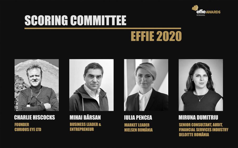 Scoring Committee Effie 2020