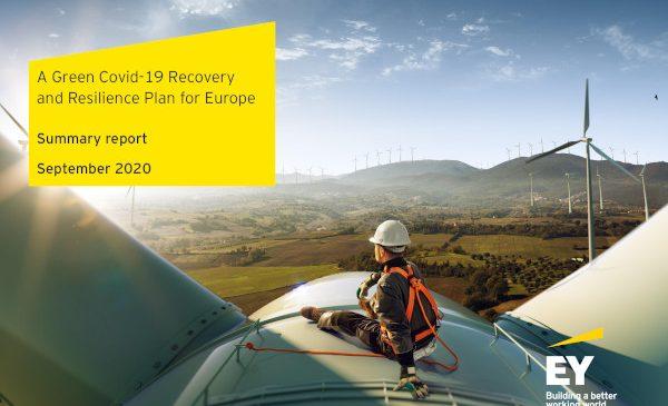 Două proiecte Enel incluse în Planul Ernst and Young pentru Relansare şi Rezilienţă post COVID-19 pentru Europa