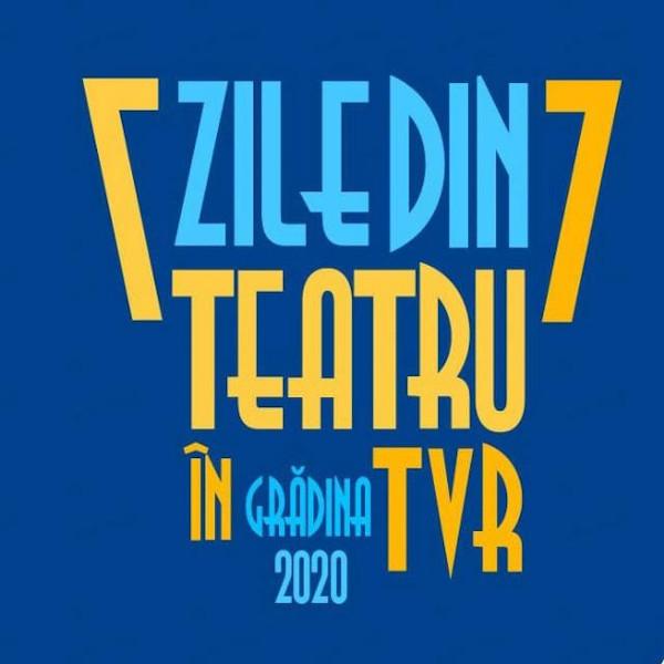 Teatru in TVR stagiunea 2020