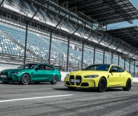 Noile BMW M3 Sedan şi BMW M3 Competition. Sedan Noile BMW M4 Coupé şi BMW M4 Competition Coupé