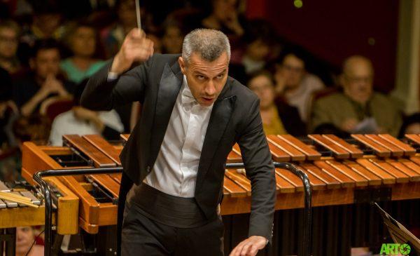 Tiberiu Soare – noul dirijor principal al Orchestrei Filarmonicii Sibiu