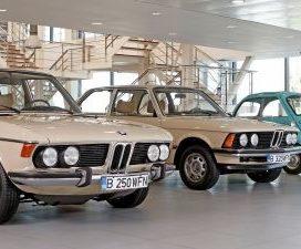 Călătorie în timp – trei modele, doi fraţi şi o perspectivă autentică asupra BMW de acum o jumătate de secol