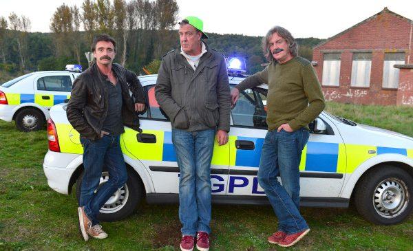 Din 3 septembrie, HISTORY difuzează în exclusivitate ultimele 3 sezoane Top Gear, cu celebrul trio Jeremy Clarkson, Richard Hammond și James May