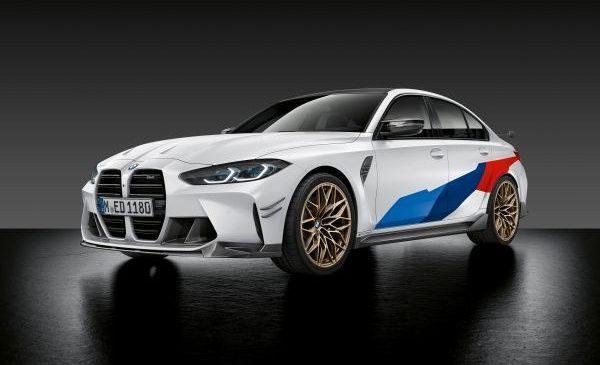 Gamă largă de accesorii M Performance disponibilă deja la lansarea pe piaţă a noilor BMW M3 Sedan şi BMW M4 Coupé