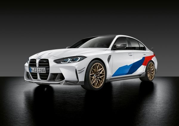 Wide range of M Performance Parts already available at market launch of the all-new BMW M3 Sedan and BMW M4 Coupe