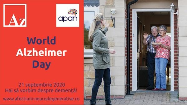 Ziua Mondială Alzheimer 2020
