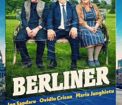 BERLINER în regia lui Marian Crișan va avea premiera internațională la Moscova