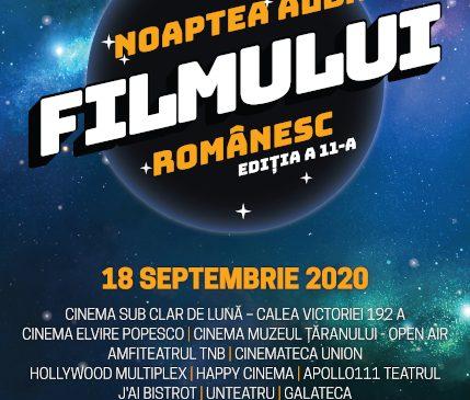 Program Noaptea Albă a Filmului Românesc