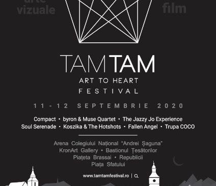 TAMTAM FESTIVAL – arta și cultura dau sens Brașovului, orașul din inima țării