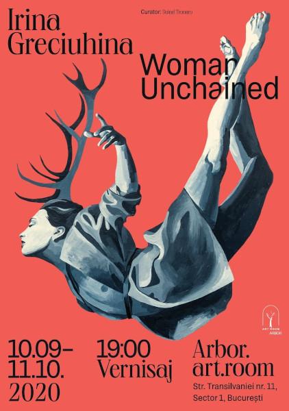 afis Woman Unchained, Irina Greciuhina