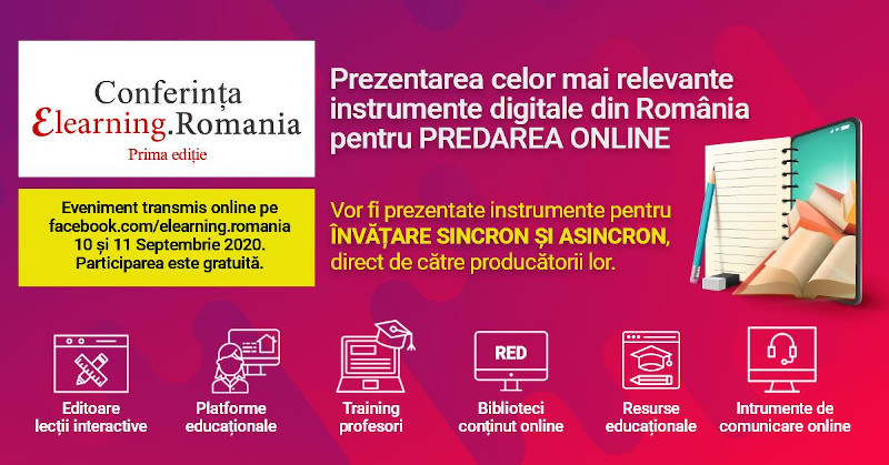 Ascendia eLearning Romania eveniment
