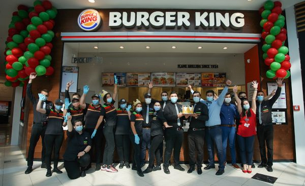 AmRest deschide în Băneasa Shopping City, aripa Feeria, cel de-al cincilea restaurant Burger King din România
