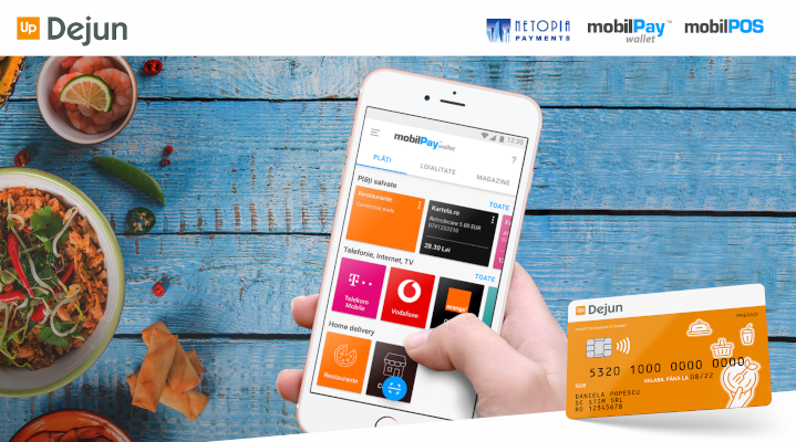 Up Romania NETOPIA Payments mobilPay Delivery