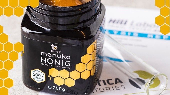 larnac miere manuka honig