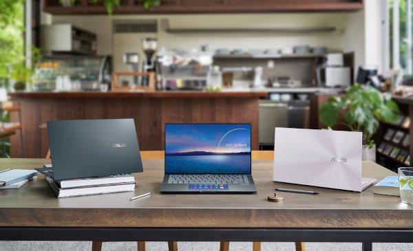 ASUS dezvăluie noile laptopuri cu procesoare Intel Core din generația a 11-a și prezintă primul laptop ASUS cu design verificat pe platforma Intel Evo