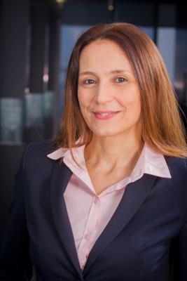 Oana Munteanu, Senior Manager People and Organization PwC România
