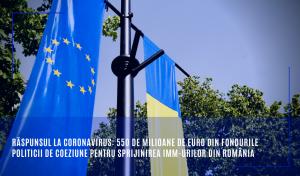 Comisia Europeana fonduri pentru sprijinirea IMM-urilor din România