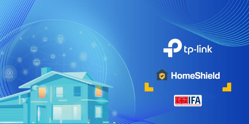 TP-Link HomeShield powered by Avira TP link IFA 2020