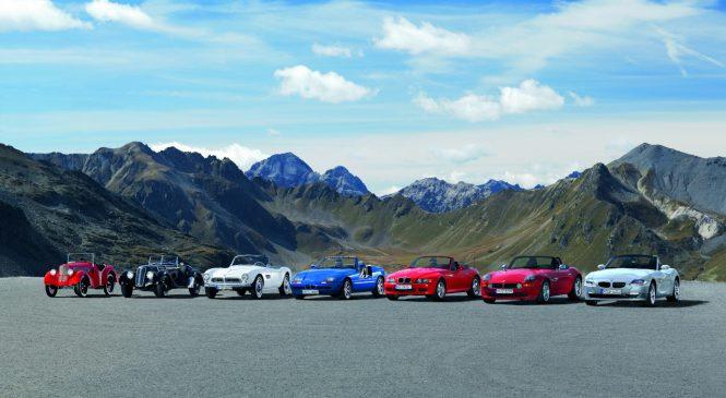 Un roadster atemporal: se împlinesc 20 de ani de la lansarea BMW Z8