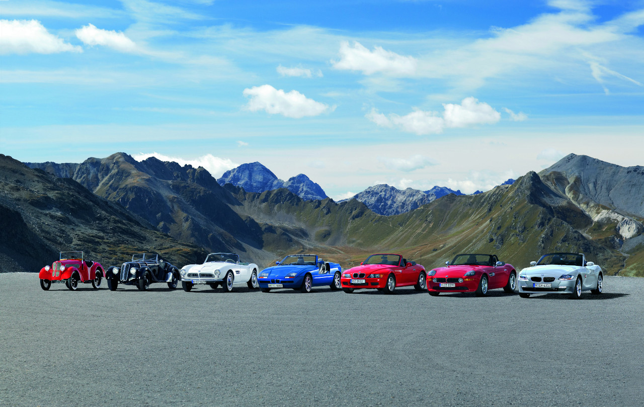 BMW z8 generatii