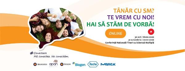 Conferința națională Tineri cu Scleroză Multiplă