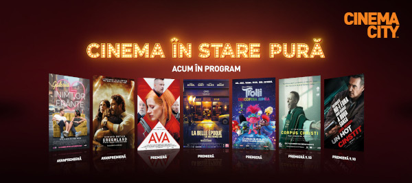 Acum la Cinema City KV
