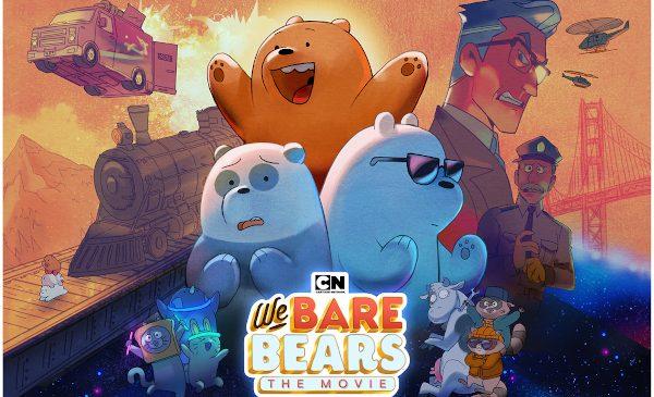 """Cartoon Network lansează """"Aventurile Fraților Urși: Filmul"""""""