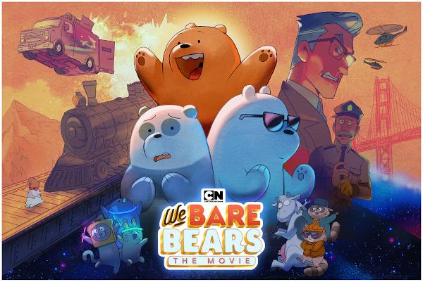 Aventurile Fratilor Ursi filmul