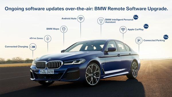 BMW Group lansează cel mai mare Remote Software Upgrade din istoria companiei