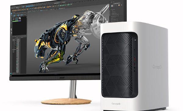Acer anunță noi dispozitive ConceptD pentru creatorii de conținut