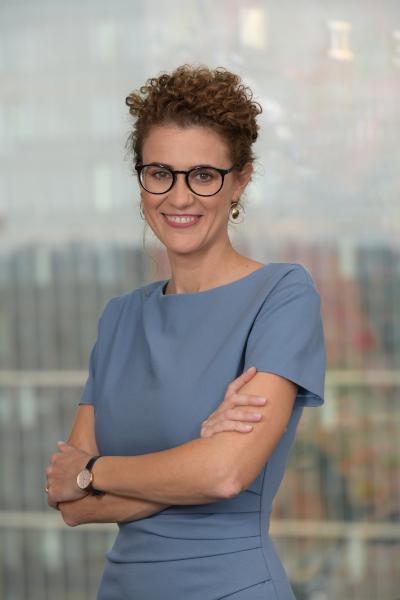 Cristina Pateșan, Business Unit Director Good Routine